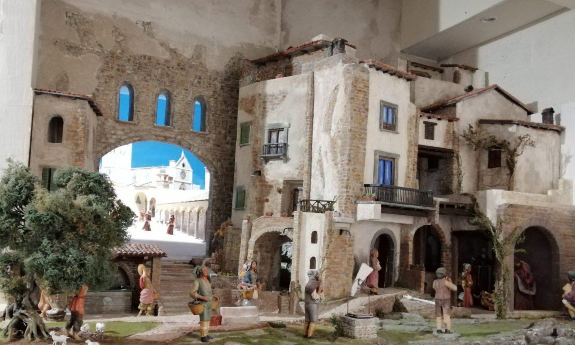 Presepe e non solo - Perugia